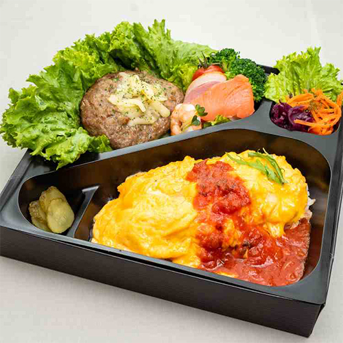 omurice cafe yellow gourmet